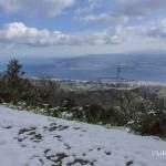 Nevicata del 30 dicembre 2014 Messina Dinnamare (2)