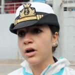 Uno dei medici di bordo