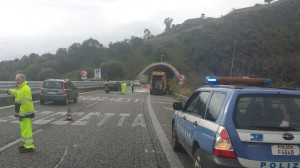 autostrada a20 palermo messina incidente mortale 2