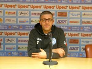 Griccioli, coach Orlandina
