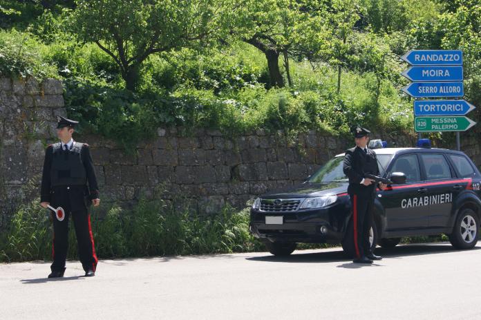 Scivola da un dirupo: muore 63enne a Piraino