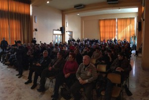 Consiglio Generale Cisl Messina febbraio 2015 - 4