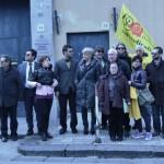 La delegazione radicale siciliana con Rita Bernardini