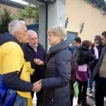 I radicali di Messina con la Segretaria