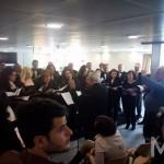 Il coro Cillea