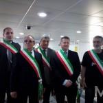 i sindaci siciliani presenti