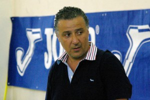 Nino Rinaldi, coach Augusta Futsal