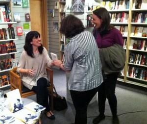 Nadia Terranova e alcune lettrici