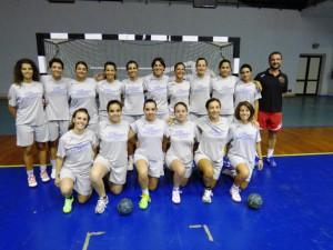 Squadra Femminile ASD Handball Messina