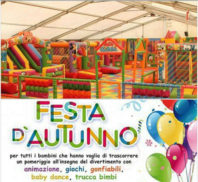 Festa D Autunno Evento Per L Integrazione Dei Bambini Autistici