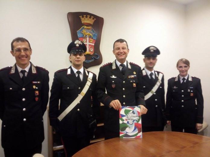 Carabinieri Presentato Il Calendario Storico 2016 Messinaorait