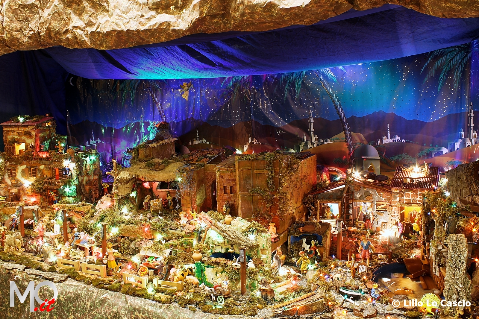 Natale 2015 fino al 10 gennaio al santuario di s antonio - Presepe in casa ...
