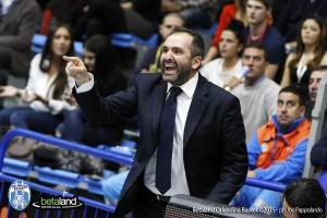 Giulio Di Carlo, nuovo coach Orlandina