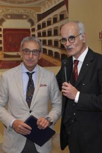 Enrico Castellacci e Ludovico Magaudda