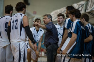 Coach Baldaro -Time Out