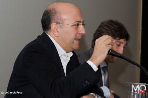 Rettore Navarra e Fernando Rizzo