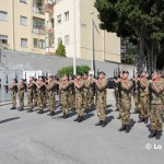 Cerimonia rientro Afghanistan Brigata Aosta02