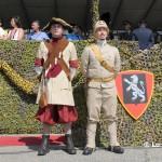 Cerimonia rientro Afghanistan Brigata Aosta04