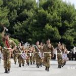 Cerimonia rientro Afghanistan Brigata Aosta07