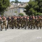 Cerimonia rientro Afghanistan Brigata Aosta09