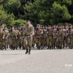 Cerimonia rientro Afghanistan Brigata Aosta10
