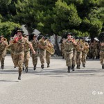 Cerimonia rientro Afghanistan Brigata Aosta11