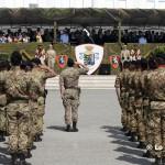 Cerimonia rientro Afghanistan Brigata Aosta13