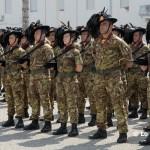 Cerimonia rientro Afghanistan Brigata Aosta14