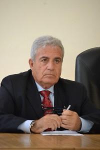 IL Delegato provinciale del CONI Aldo Violato