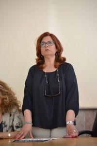 Il Sindaco di Sant'Alessio Siculo Rosa Anna Pia Fichera
