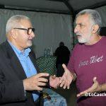 Refaat Mohamed e il Sindaco Accorinti