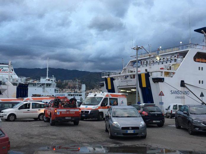 #Messina. Inchiesta della Procura sull'incidente della Sansovino