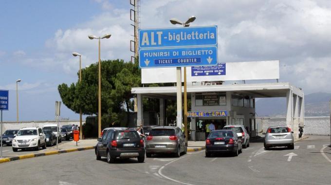 Biglietteria Caronte E Tourist Villa San Giovanni