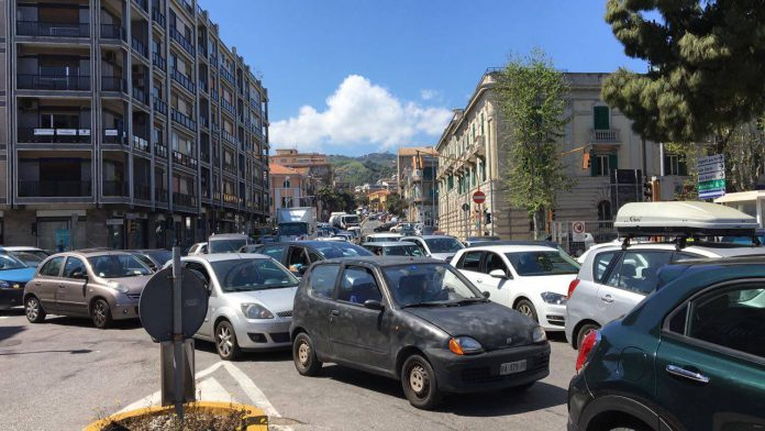 Autostrade, weekend da bollino rosso: gli aggiornamenti sul traffico in Liguria
