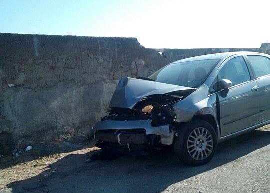 Auto su pedoni a Torre Faro
