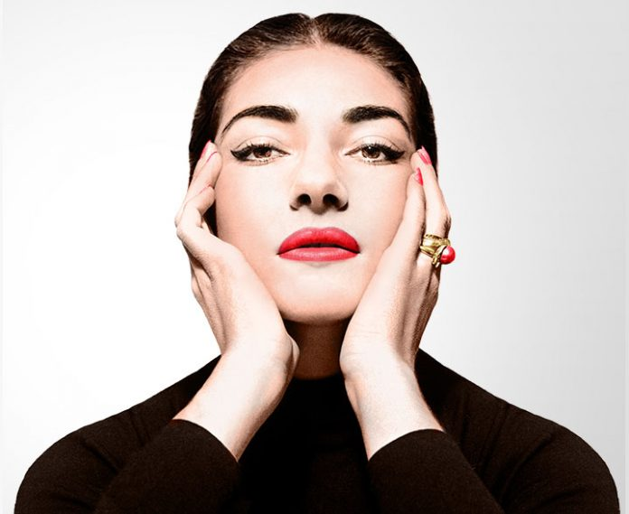 La vita di Maria Callas in graphic novel