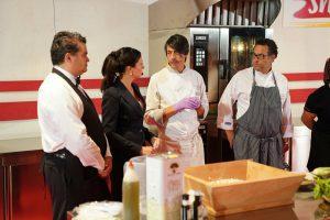 show cooking Tommaso Cannata