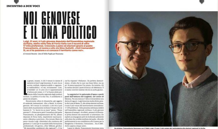 Sicilia, indagato il deputato regionale Luigi Genovese