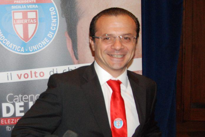 Udc Sicilia: subito arrestato un neo eletto