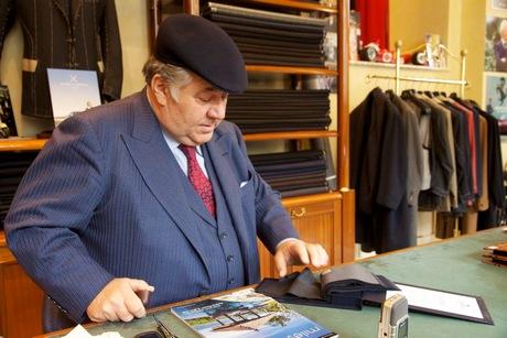 Addio a Gianni Campagna, stilista siciliano che vestì le star americane