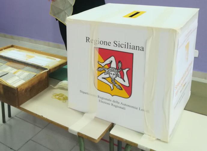 Affluenza elezioni Regione Sicilia 2017