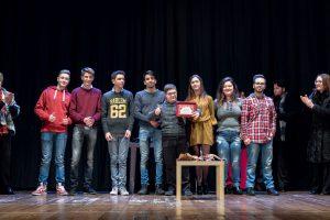 Corteatro 2018 premio Renzo Rossitto