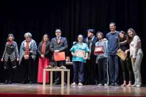 Corteatro 2018 premio quinteatro