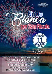 San Nicola Calendario.Ganzirri In Festa Per San Nicola Dal 2 Al 12 Agosto Il