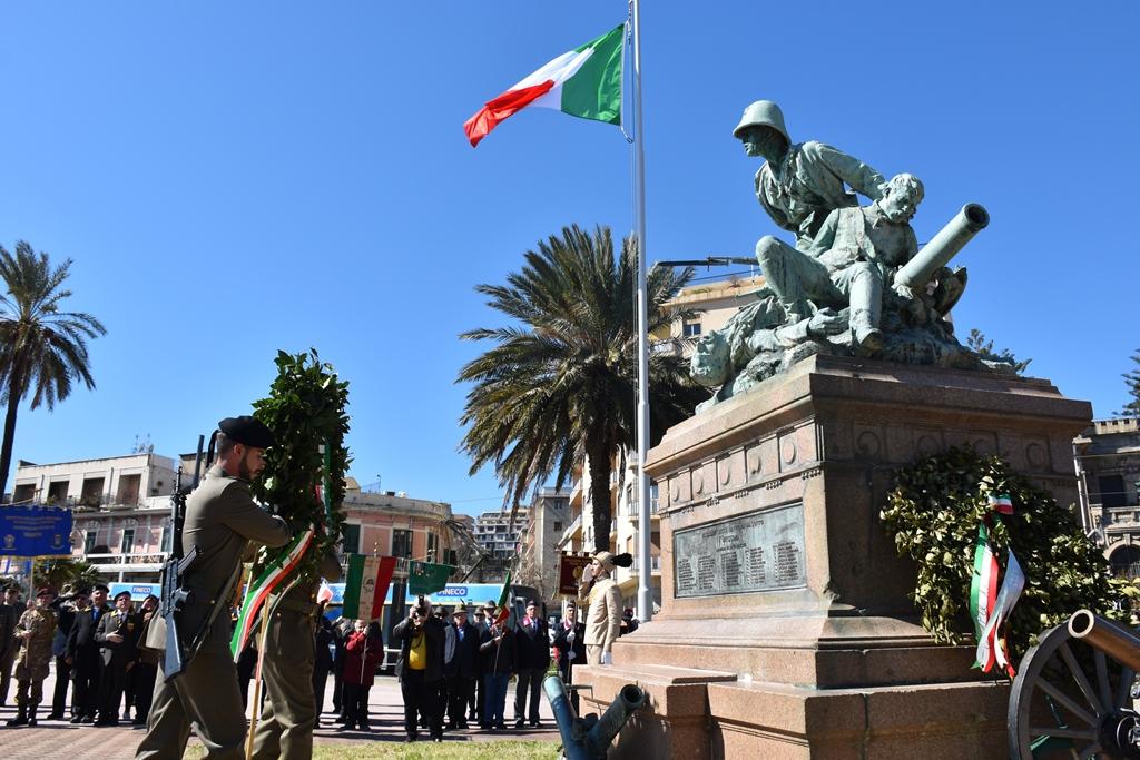 Foto 2 La Deposizione Della Corona Dalloro Messinaorait