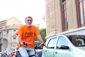 Renato Accorinti No Ponte
