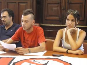 Claudio Risitano e Giulia Zuccotto_No Muos_messinaora