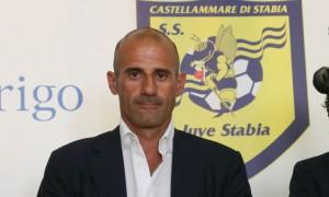 Peppe Pancaro allenatore Juve Stabia