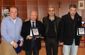 Rinaldi, Messina, Giorgianni e Lisa
