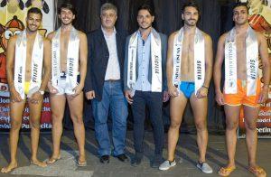 Finalisti nazionali Mister Italia con Giovanni Grasso